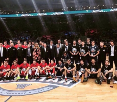 DOBOJ: Zlatan Prešić na All-star Game VTB lige (FOTO)