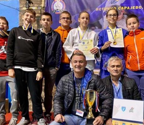 DOBOJ: Jelena Blagojević državna šampionka u džudou (FOTO)