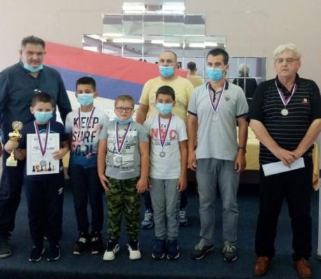 DOBOJ: Đordje Lukić osvojio ekipno drugo mjesto na Prvoj ligi RS u šahu