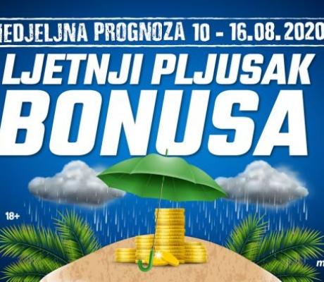 LUDNICA POČINJE! Najmoćniji MERIDIAN onlajn kazino ZAPLJUSKUJE vrelim Ljetnim Bonusom