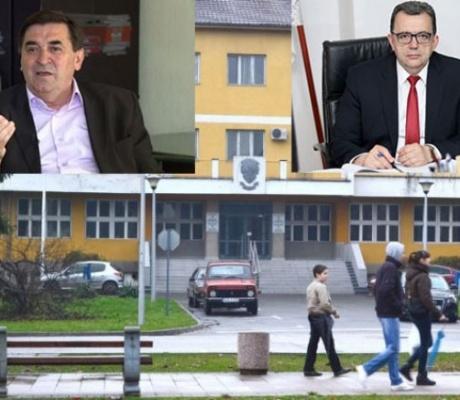 """DOBOJ: """"Glavni republički revizor štiti kriminal Obrena Petrovića"""" (VIDEO)"""