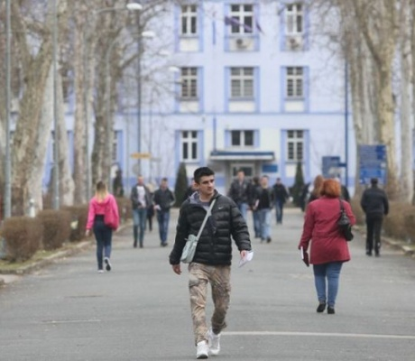 Na fakultete u Srpskoj upisano 658 studenata više nego lani