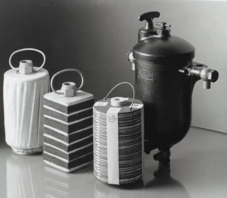 90 godina Boschevih filtara goriva