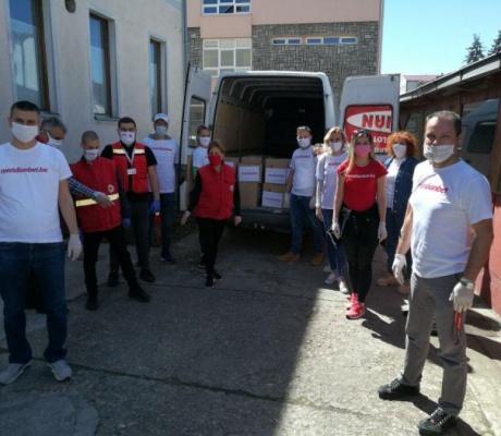 Kompanija Meridian: Solidarnost sa svojim sugrađanima u vremenu pandemije je prioritet svake zajednice