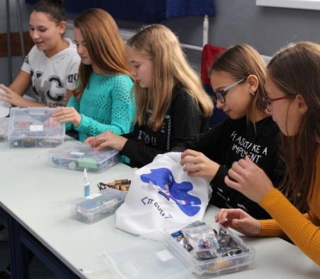 """Uz podršku Vlade Kraljevine Švedske, inicijativa """"IT Girls"""" se dalje razvija"""