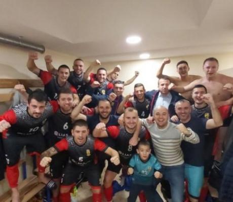 """DOBOJ: KMF """"Doboj"""" jesenji prvak Prve futsal lige RS – grupa Zapad"""