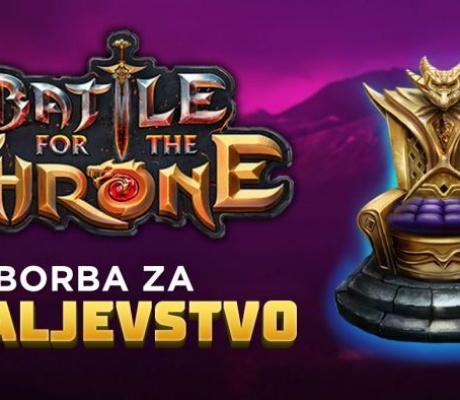 Meridian Online Kazino EKSKLUZIVA – video slot Battle for the Throne!
