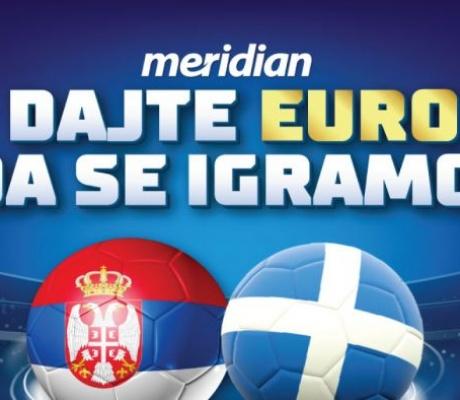 SRBIJA – ŠKOTSKA za plasman na EURO 2021: Kvote i BONUSI u Meridianu VEĆI NEGO IKAD!