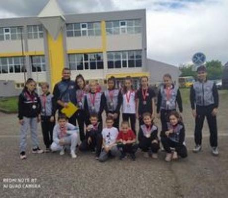 """DOBOJ: Karatisti """"Sloge-Hemofarm"""" osvojili 14 medalja u Bijeljini"""