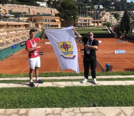 DOBOJ: Marko i Denis čekaju svečano otvaranje turnira i žrijeb (FOTO)