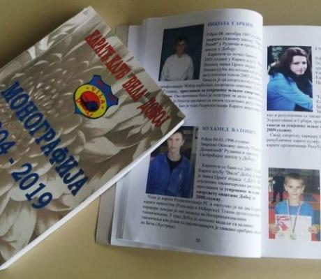 "DOBOJ: Najava izdavanja Monografije Karate kluba ""Vila"" Doboj"