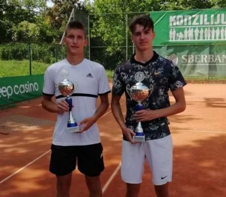 Jurina i Grujićeva pobjednici ITF turnira u Banjaluci, uspjeh Nedića