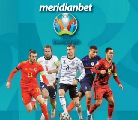 Meridian nudi najveće kvote na planeti za EURO 2020: ŠVAJCARSKA 2.30, BELGIJA 1.80