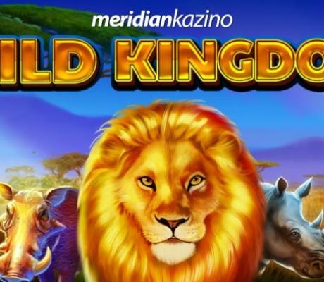 Isprobajte Wild Kingdom  i osvojite savršen džekpot na Meridian Kazinu!