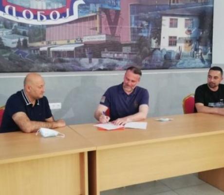 DOBOJ: Mario Kelentrić novi trener rukometaša Sloge
