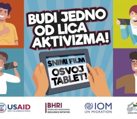 """""""SVA LICA AKTIVIZMA"""" Glasajte za najbolji film u kategoriji """"Nagrada publike"""""""