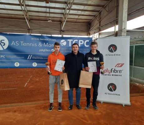 VRIJEDNE NAGRADE ZA POBJEDNIКE Mulalić i Salkanovićeva šampioni do 16 godina