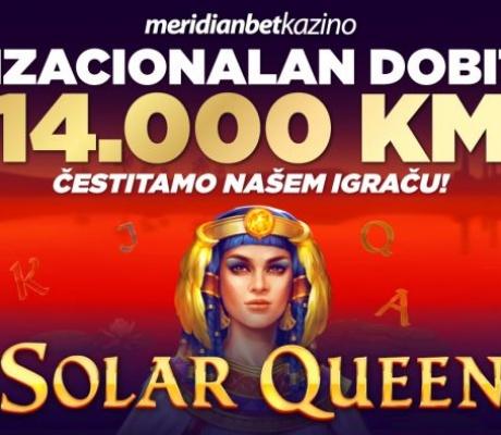 Senzacionalan dobitak srećnog Mostarca! Samo na Meridian online kazinu!