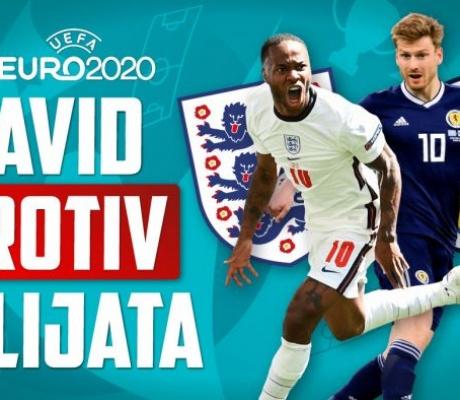 ŠANSA KOJA SE NE PROPUŠTA! Euro 2020: HRVATSKA 2.40, ENGLESKA 5.63!